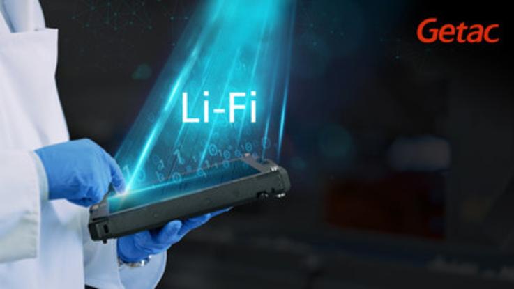 Technologia LiFi - wysokiej jakości, bezpieczna optyczna komunikacja bezprzewodowa