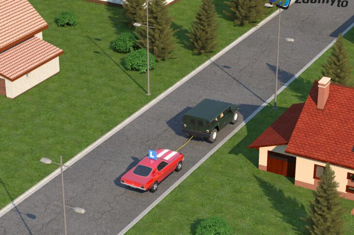 Testy na prawo jazdy - zdamy to!